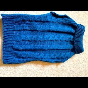 2 dog sweaters